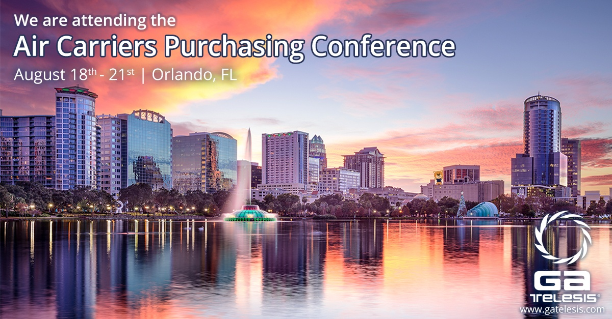 GA Telesis will be at the Air Carriers Purchasing Conference 2018