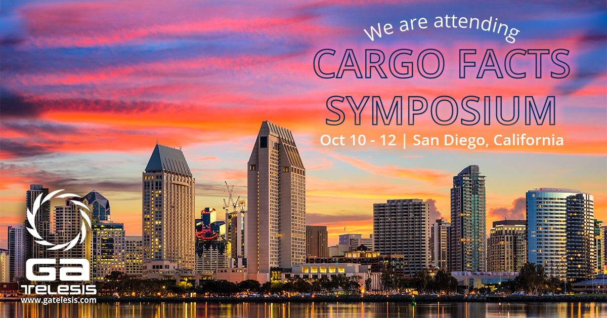 GA Telesis is attending Cargo Facts Symposium 2018.