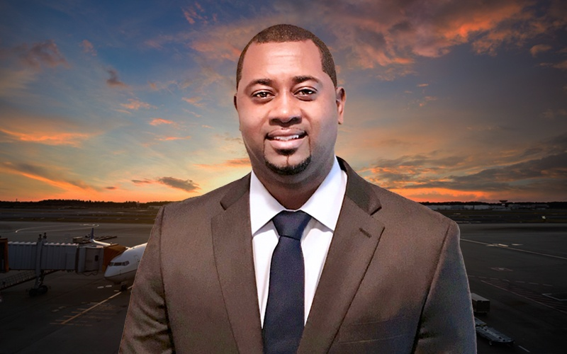 Devin Adderly has been appointed Vice President