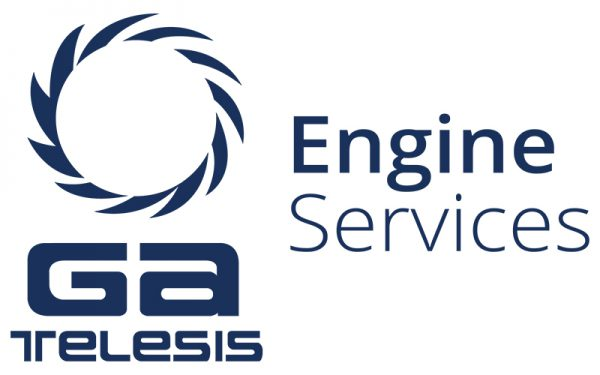 GA Telesis Engine Services (GATES) Logo