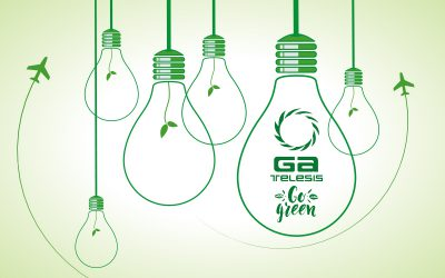 GA Telesis Goes Green