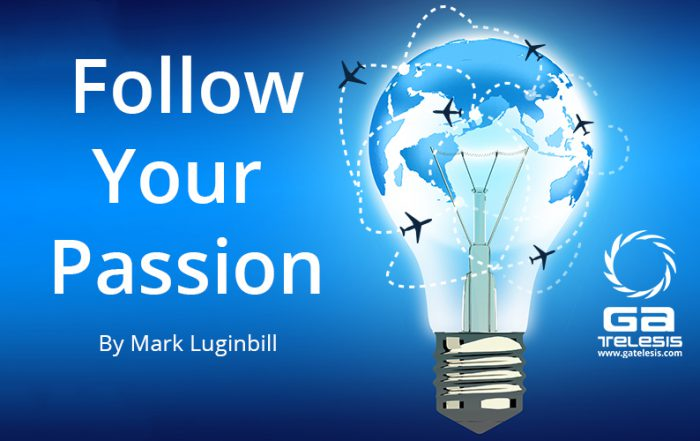 Blog named Follow Your Passion by Mark Luginbill