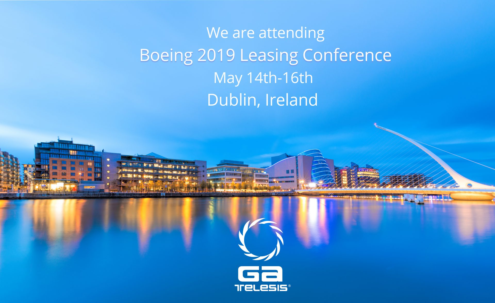 Boeing 2019 Leasing Conference