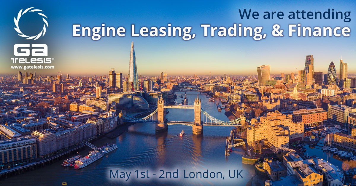 GA Telesis attends Engine Leasing, Trading, & Finance 2019