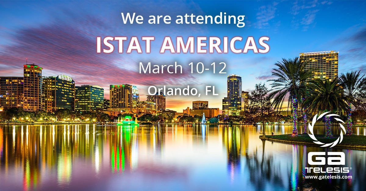 GA Telesis will be attending ISTAT Americas 2019.