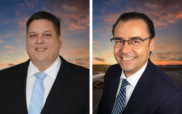 Alex Tuttle and Andreas Bauer Receive promotions at GA Telesis.