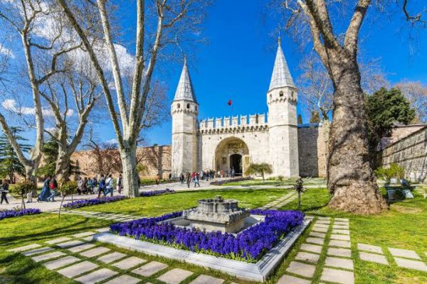 destinations in Istanbul