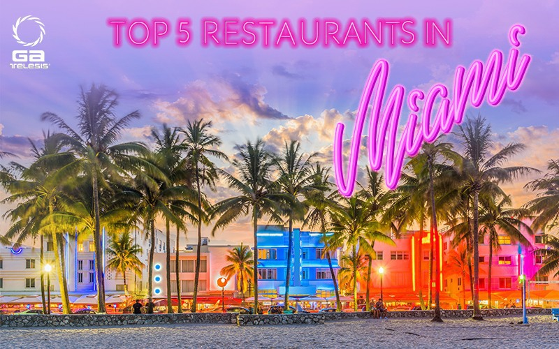 Restaurants in Miami