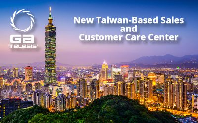 New Taiwan-Based Sales and Customer Care Center WP