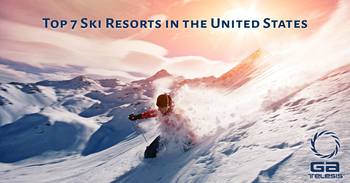 Top 7 Ski Resorts in the United States