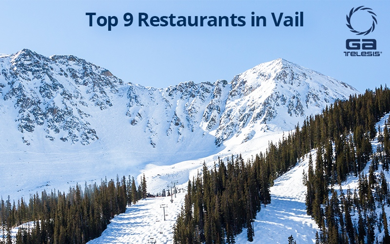 Top Nine Restaurants In Vail Ga Telesis