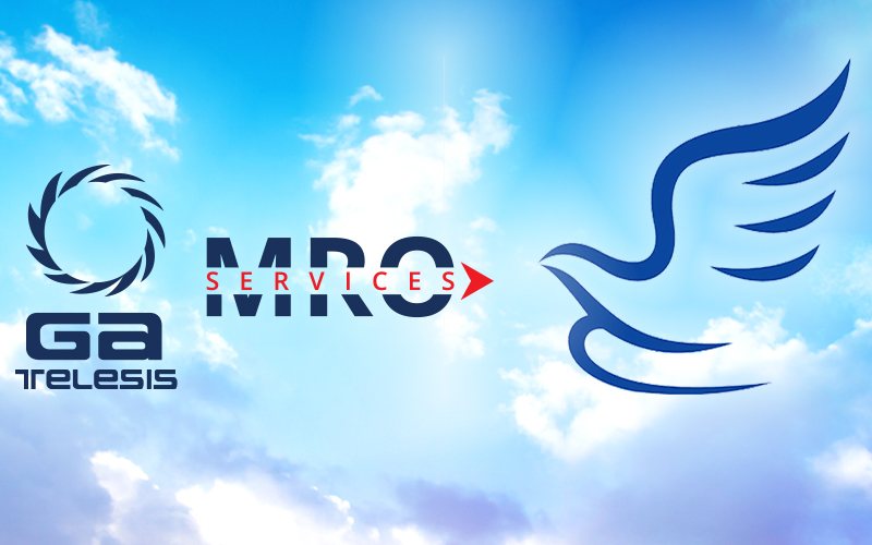 GA Telesis MRO Services and China Express logos