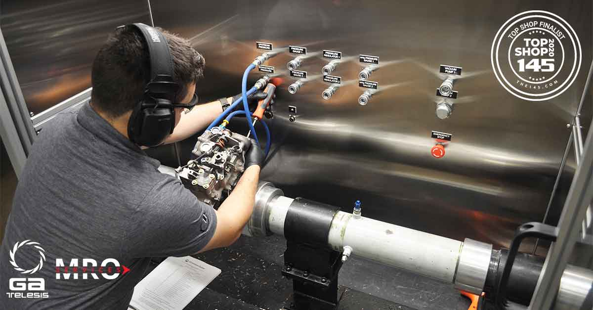 Pneumatic Testing Lab - MRO Services