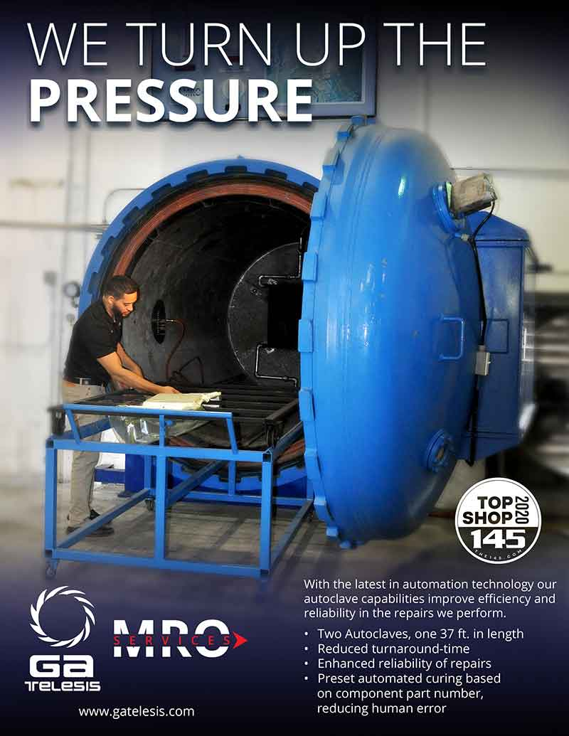 We Have Two Autoclaves in-house
