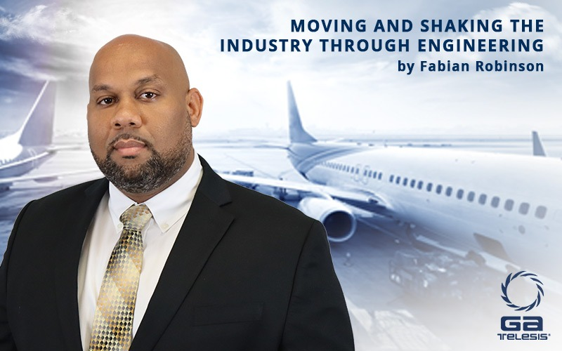 Moving and Shaking the Industry through Engineering by Fabian Robinson