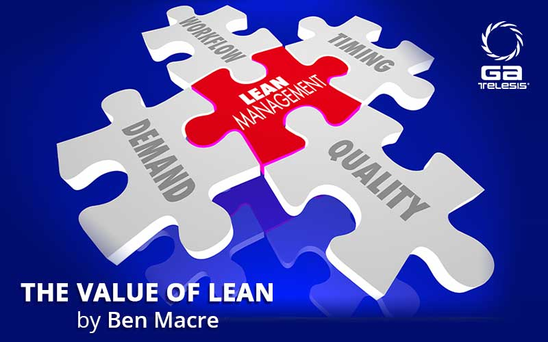 The Value of Lean by Ben Macre