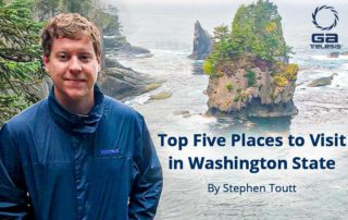 Top Five Places to Visit in Washington State by Stephen Toutt